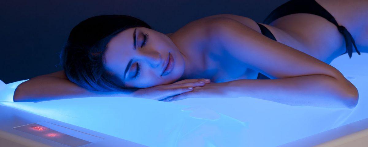 Lettino massaggio - Lettino ad acqua Aquarium
