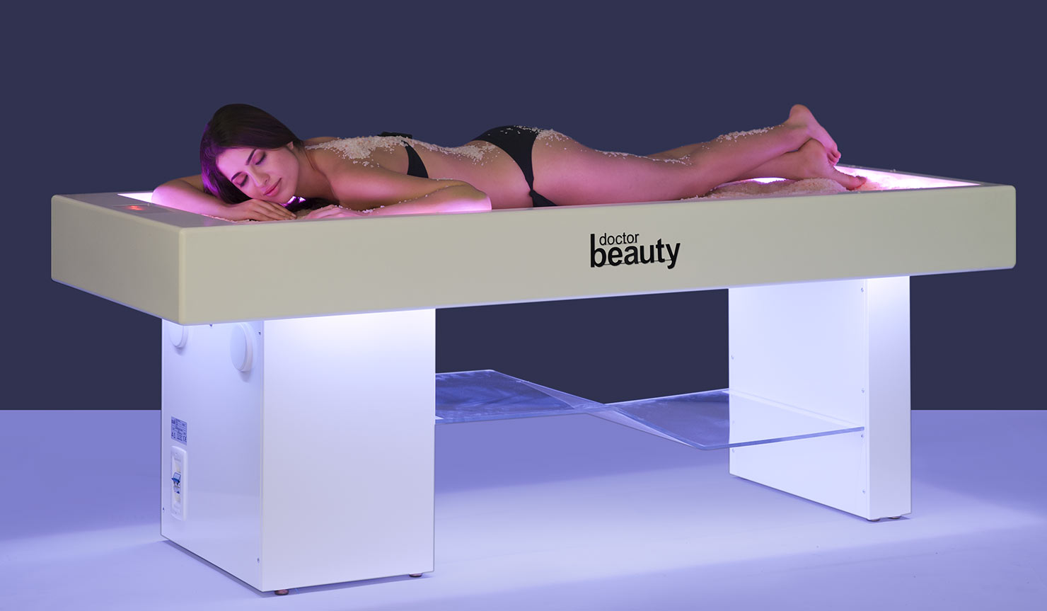 lettino massaggiante doctorbeauty